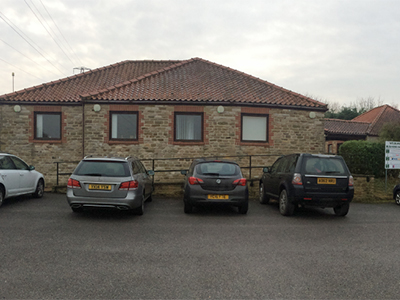 UNIT 3, WELBURN BUSINESS PARK, WELBURN, YORK